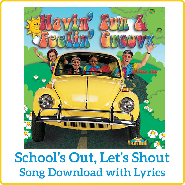 School's Out, Let's Shout Song Download with Lyrics