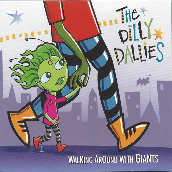 Walking Around With Giants Album Download with Lyrics