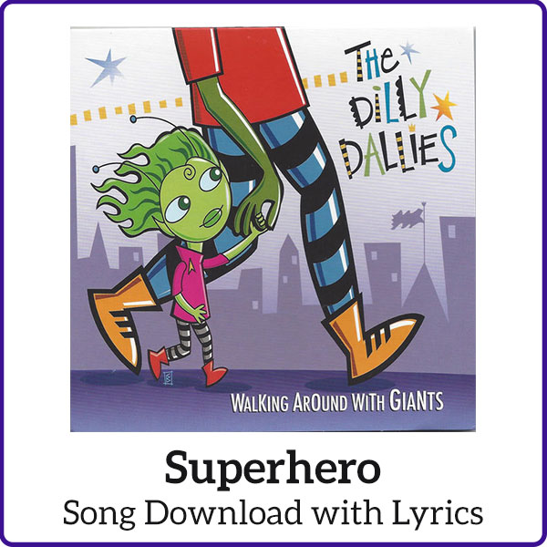 Superhero Song Download with Lyrics