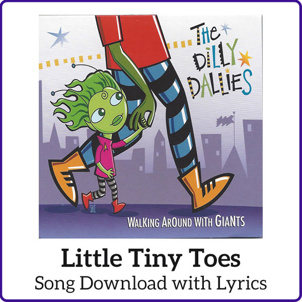 Little Tiny Toes Song Download with Lyrics