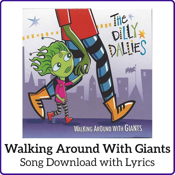 Walking Around With Giants Song Download with Lyrics
