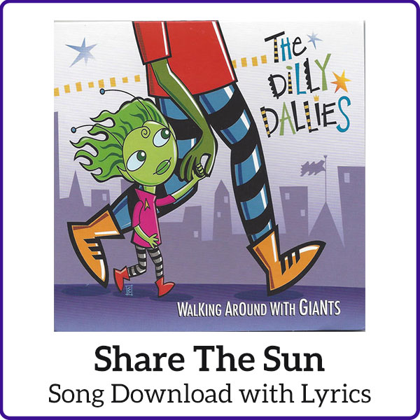 Share The Sun Song Download with Lyrics