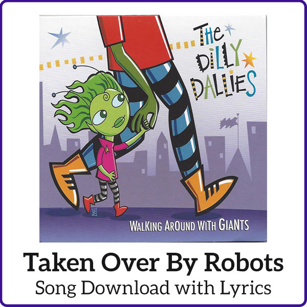 Taken Over By Robots Song Download with Lyrics