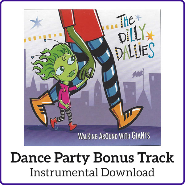 Dance Party Bonus Track Instrumental Download
