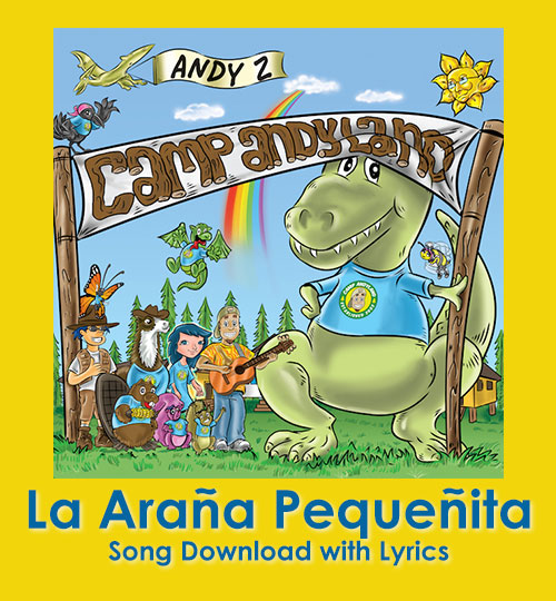 La Araña Pequeñita Song Download with Lyrics