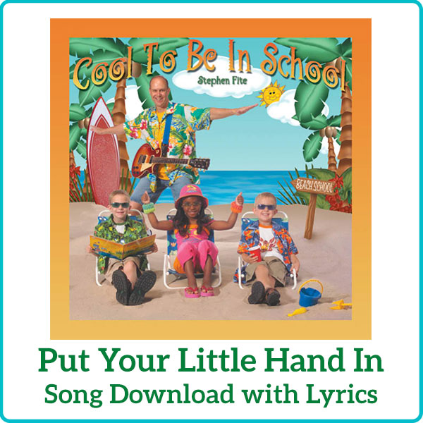 Put Your Little Hand In Song Download with Lyrics