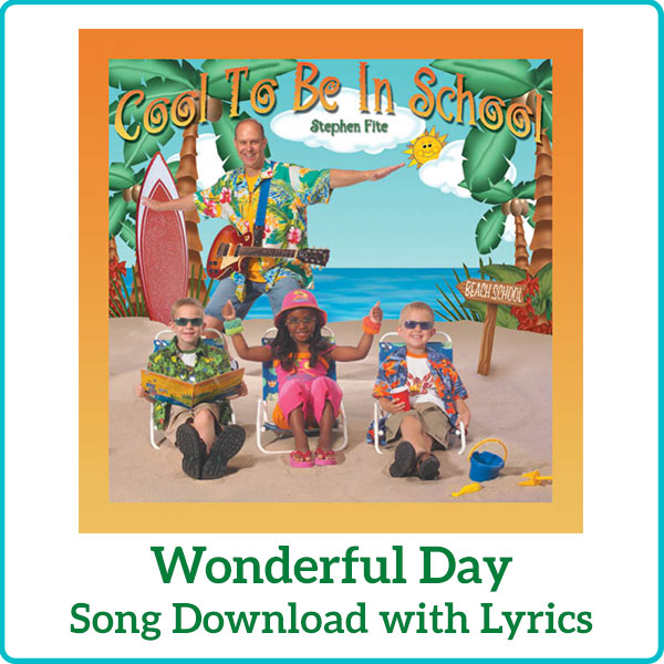 Wonderful Day Song Download with Lyrics