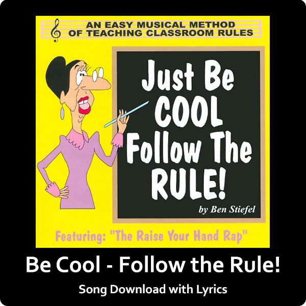Be Cool - Follow the Rule! Song Download with Lyrics