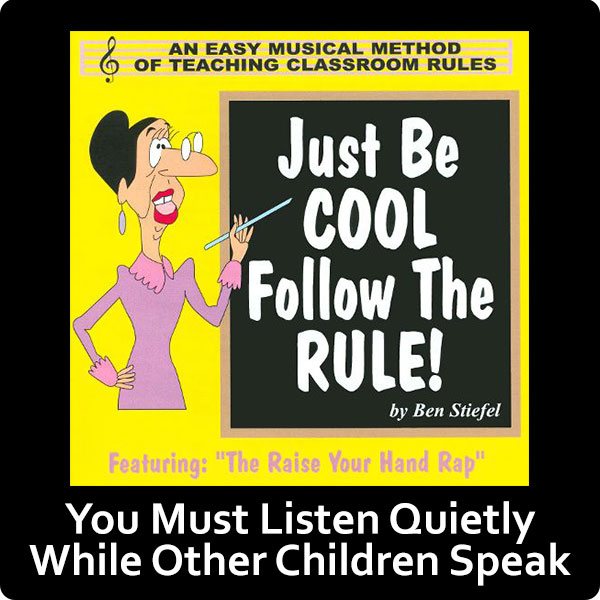 You Must Listen Quietly While Other Children Speak Song Download with Lyrics