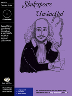 Shakespeare Unshakled Downloadable Musical Play with Script