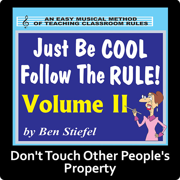 Don't Touch Other People's Property Song Download with Lyrics