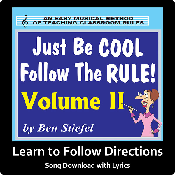 Learn to Follow Directions Song Download with Lyrics