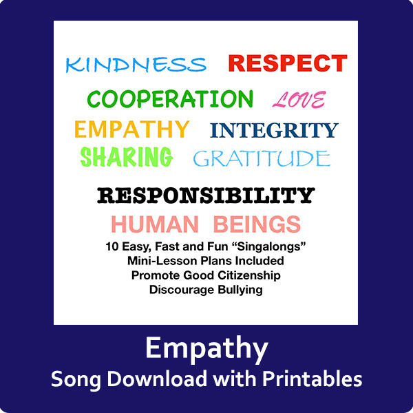 Empathy Song Download with Printables