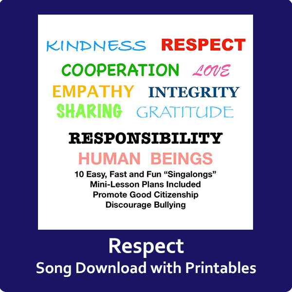 Respect Song Download with Printables