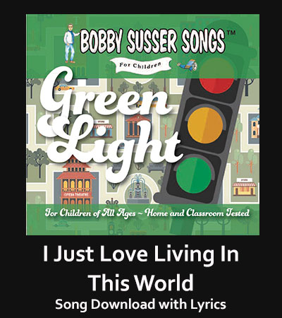 I Just Love Living In This World Song Download with Lyrics