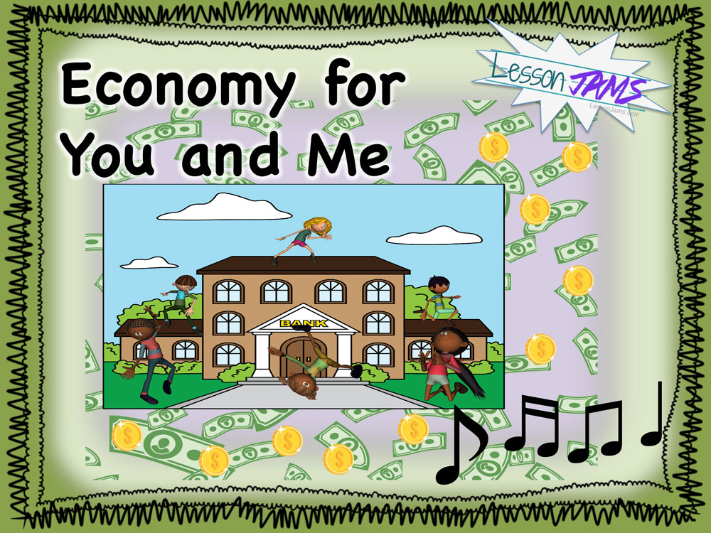 Economy for You and Me Song with Lyrics
