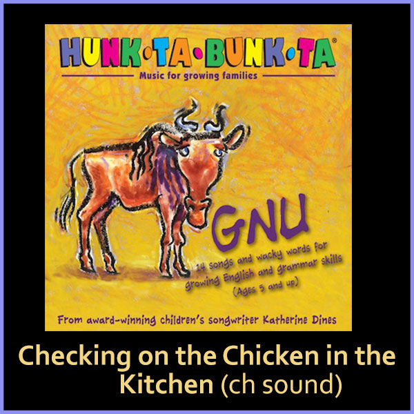 Checking on the Chicken in the Kitchen Song Download with Lyrics