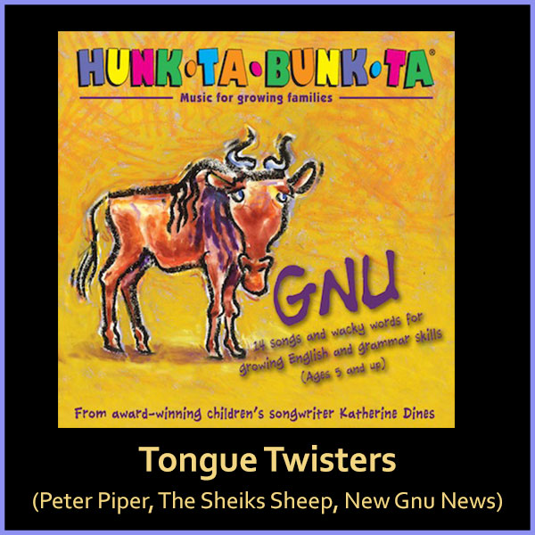 Tongue Twisters Song Download with Lyrics