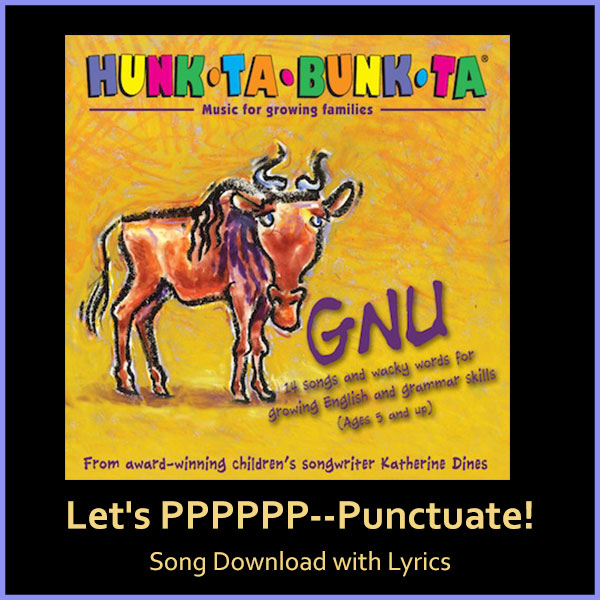 Let's PPPPPP--Punctuate! Song Download with Lyrics