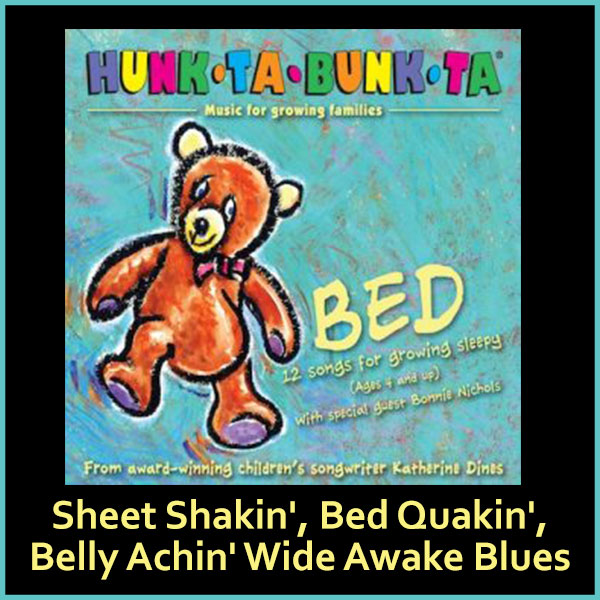 Sheet Shakin', Bed Quakin', Belly Achin' Wide Awake Blues