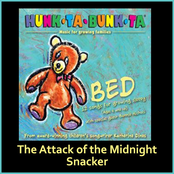 The Attack of the Midnight Snacker Song Download with Lyrics