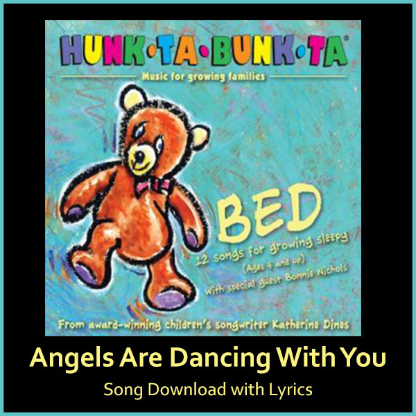 Angels Are Dancing With You Song Download with Lyrics