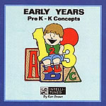 Early Years: Pre K- K Concepts
