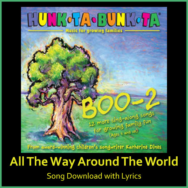 All The Way Around The World Song Download with Lyrics