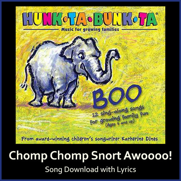 Chomp Chomp Snort Awoooo! Song Download with Lyrics