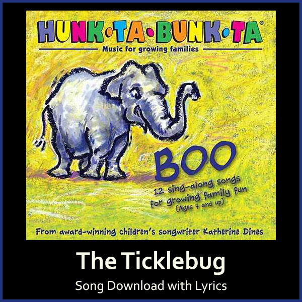 The Ticklebug Song Download with Lyrics