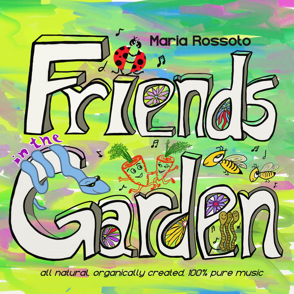 Friends in the Garden Album Download with Lyrics