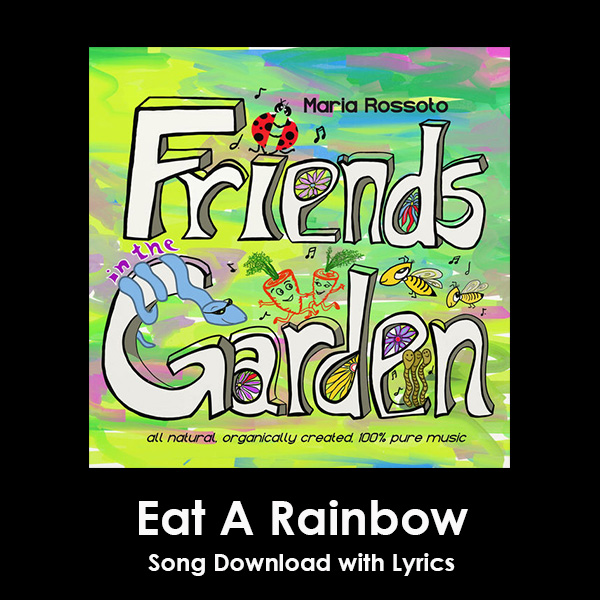 Eat A Rainbow Song Download with Lyrics