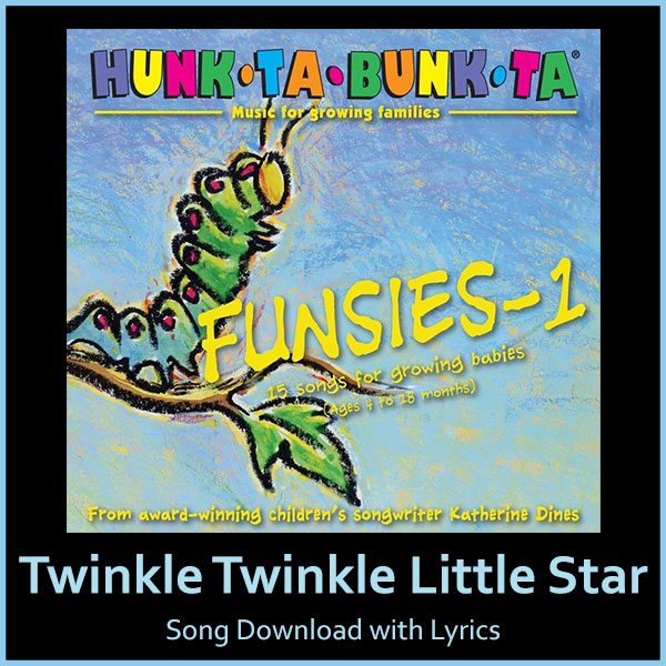 Twinkle Twinkle Little Star Song Download with Lyrics