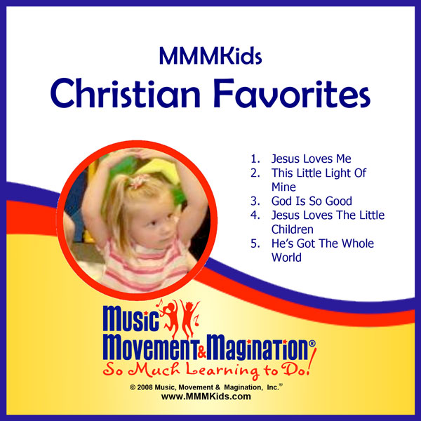 MMMKids Christian Favorites Mini Album Download with Lyrics