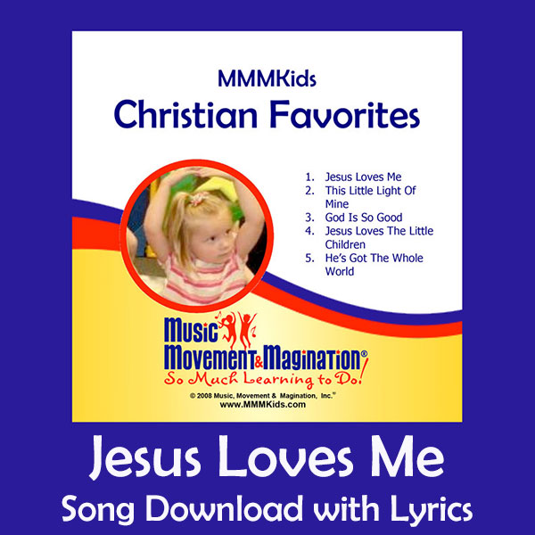 Jesus Loves Me Song Download with Lyrics