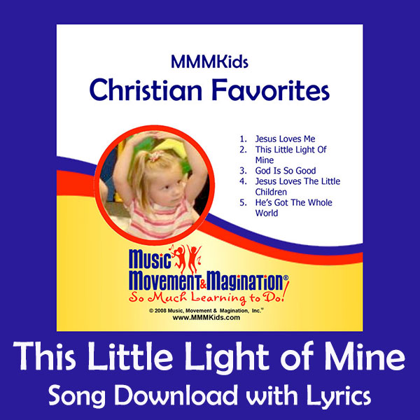This Little Light of Mine Song Download with Lyrics