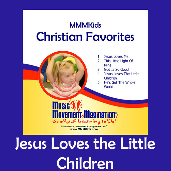 Jesus Loves The Little Children Song Download with Lyrics