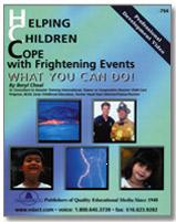 Helping Children Cope with Frightening Events Professional Development DVD