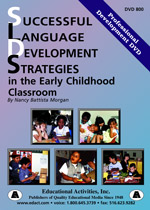 Successful Language Development Strategies in the Early Childhood Classroom Professional Development DVD