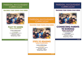 Parental Involvement Curriculum Set Professional Development DVD