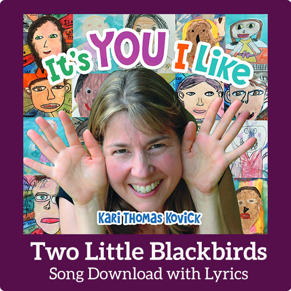 Two Little Blackbirds Song Download with Lyrics