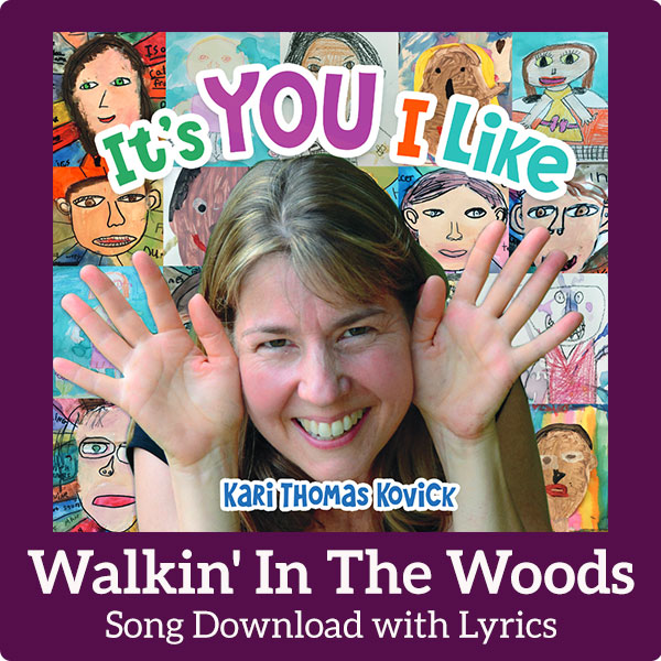 Walkin' In The Woods Song Download with Lyrics