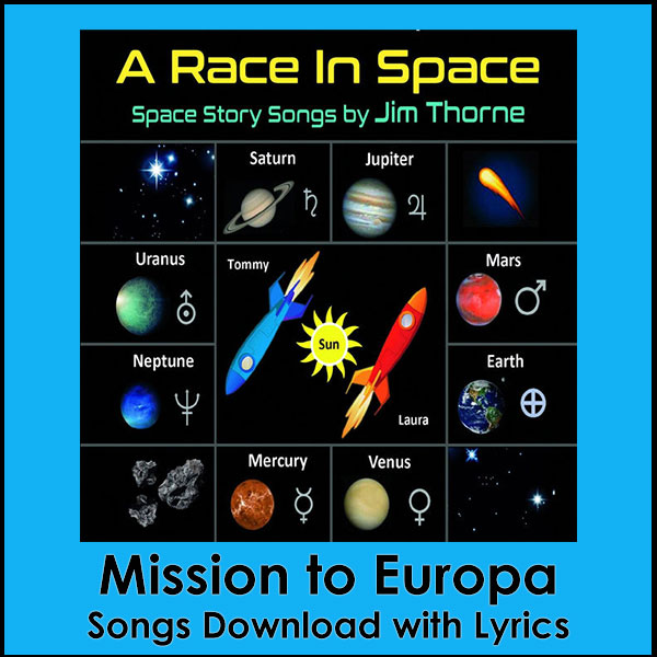Mission to Europa Song Download with Lyrics