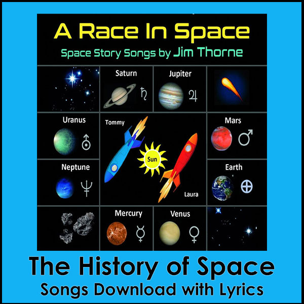The History of Space Song Download with Lyrics