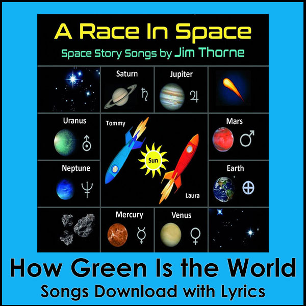 How Green Is the World Song Download with Lyrics