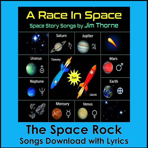 The Space Rock Song Download with Lyrics