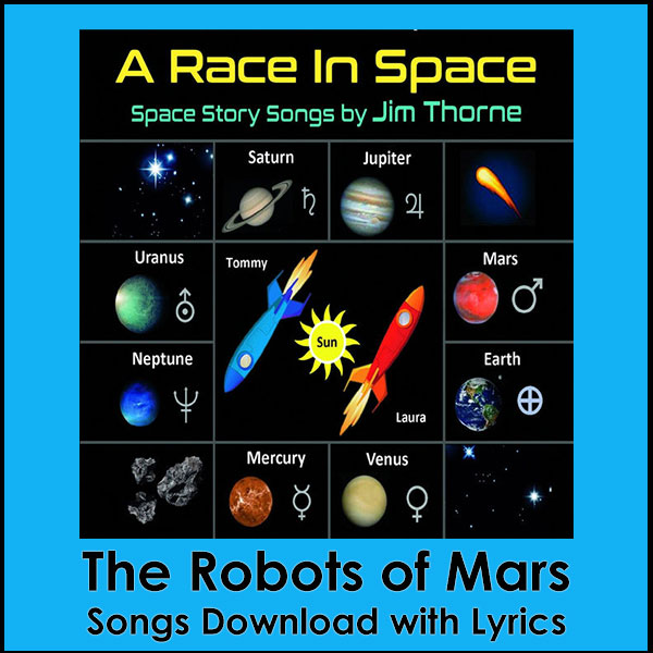 The Robots of Mars Song Download with Lyrics