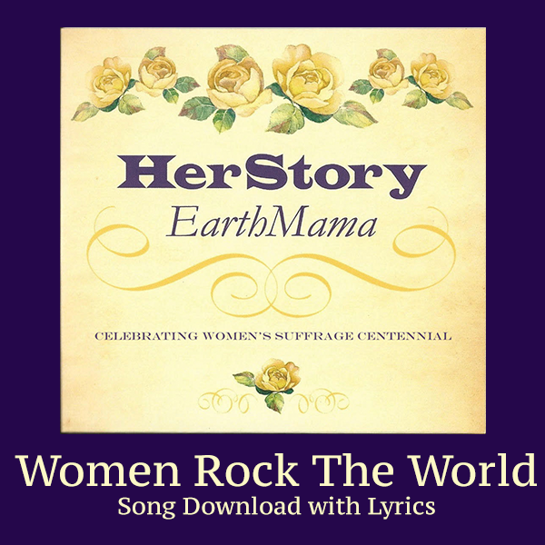 Women Rock The World Song Download with Lyrics
