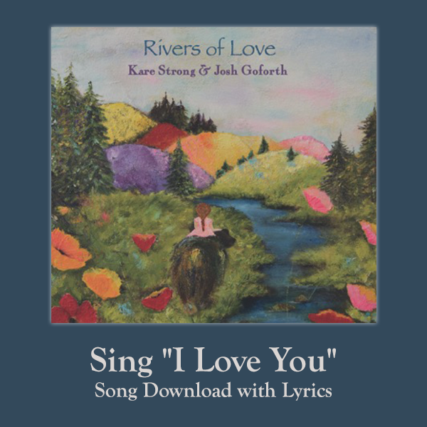 "Sing ""I Love You"" Song Download with Lyrics"