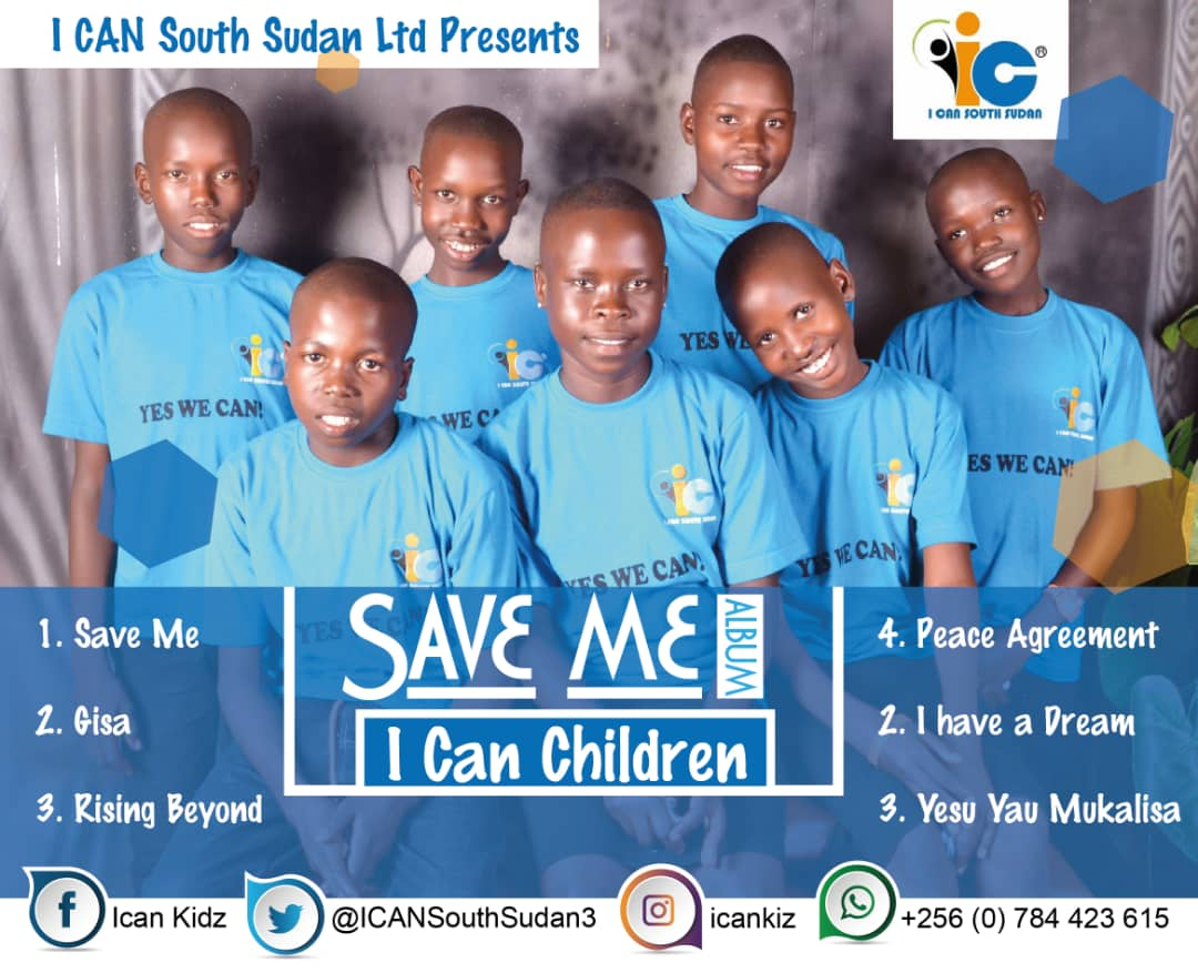 I CAN Children: Save Me Album Download